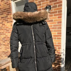 Old Navy Maternity Winter Puffer Jacket